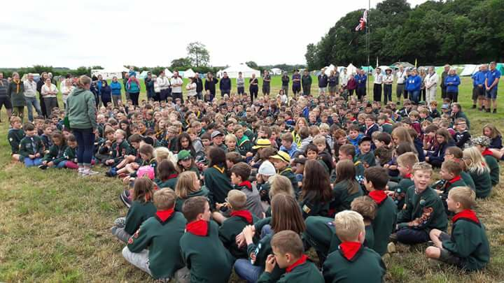 District Cub Camp 2018