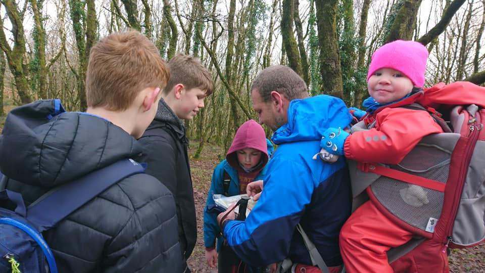 Scouts Winter Hike Weekend 2019
