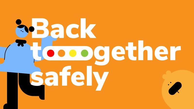 Getting Back Together Safely